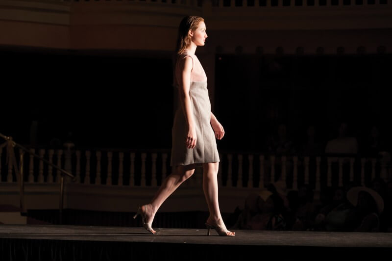 Image from the 2013 Brenau Collaborative Fashion Show