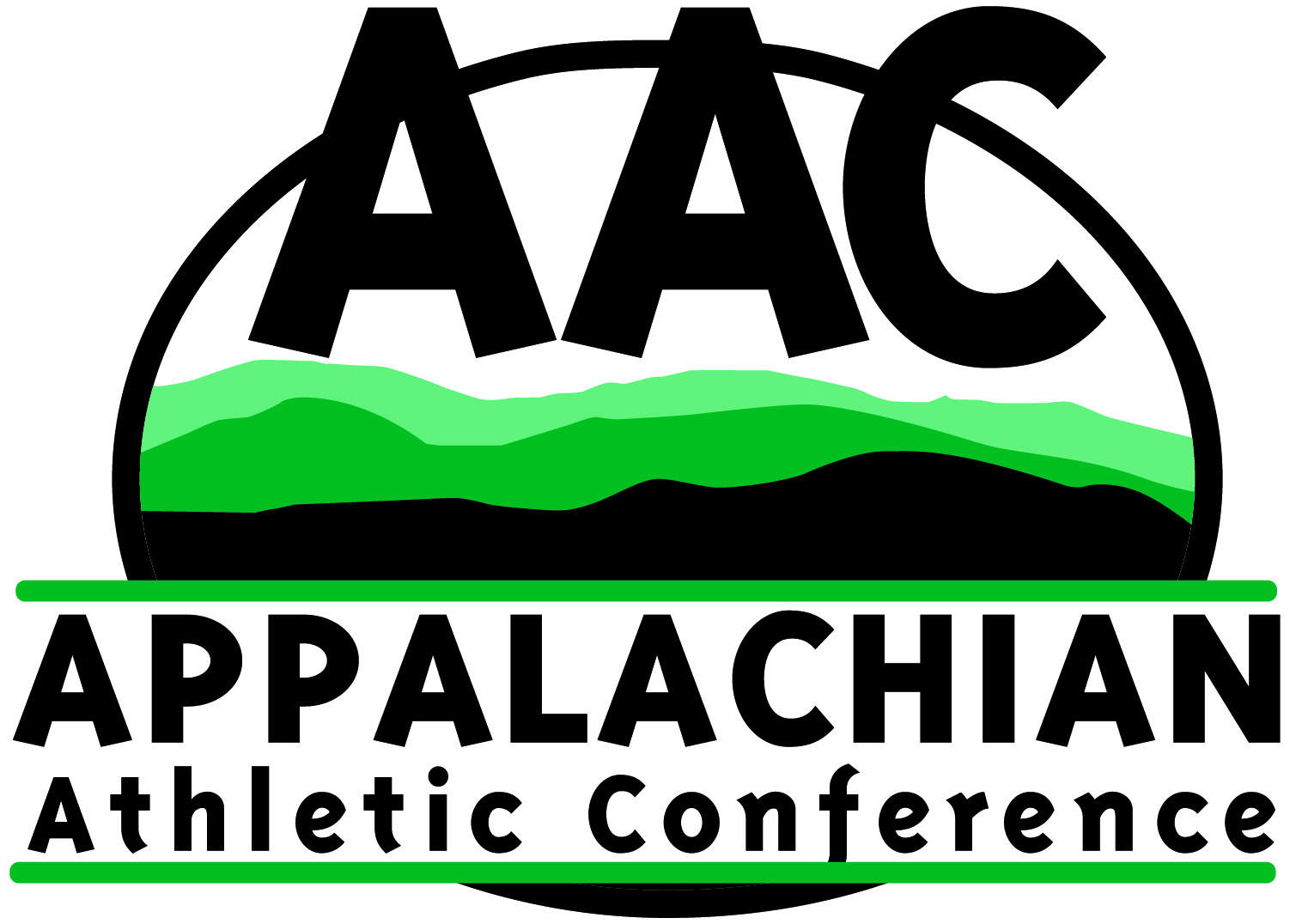 AAC - Appalachian Athletic Conference logo