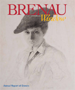 Brenau Winter Fall 2010 Cover